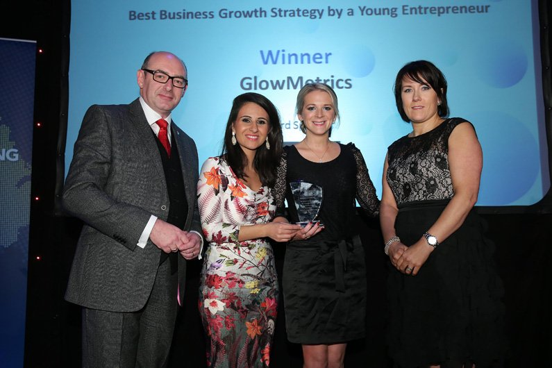 GlowMetrics wins a Northern Ireland Enterprise Award