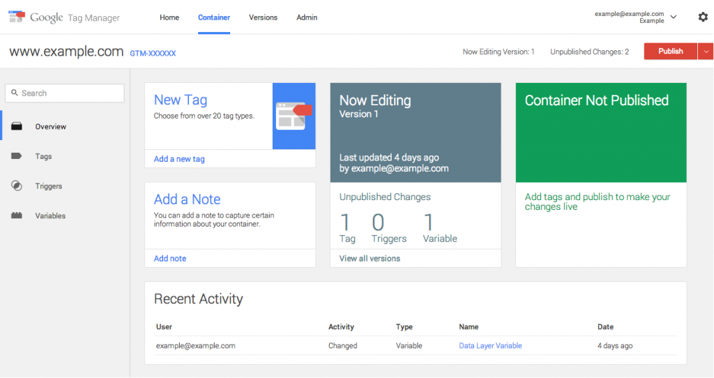 Google Tag Manager v2 – What's Changed?