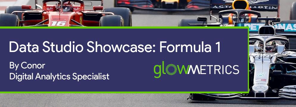 Data Studio Showcase: Formula 1 2020