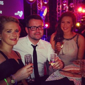 GlowMetrics at the recent DMA's where they picked up Bronze in the Analytics category
