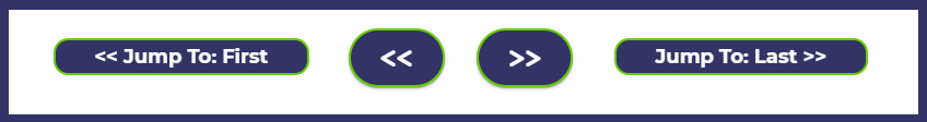 Example of Navigation Buttons in Data Studio