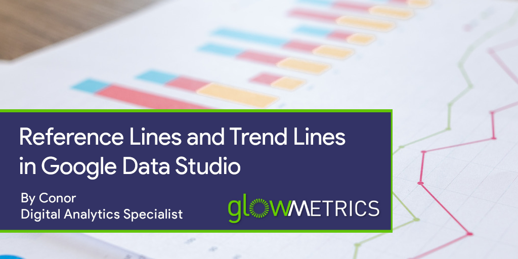 Reference Lines Blog in Data Studio