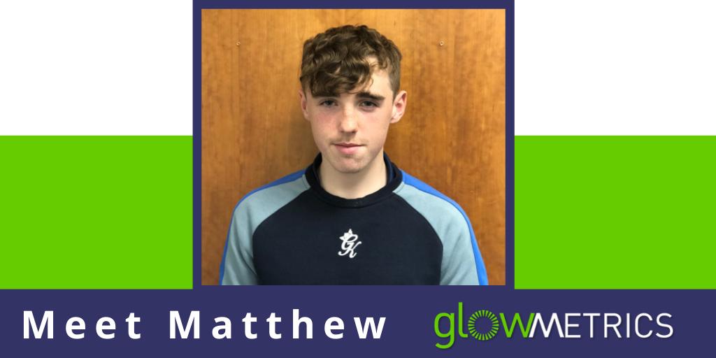 Meet Matthew | Work Experience Student