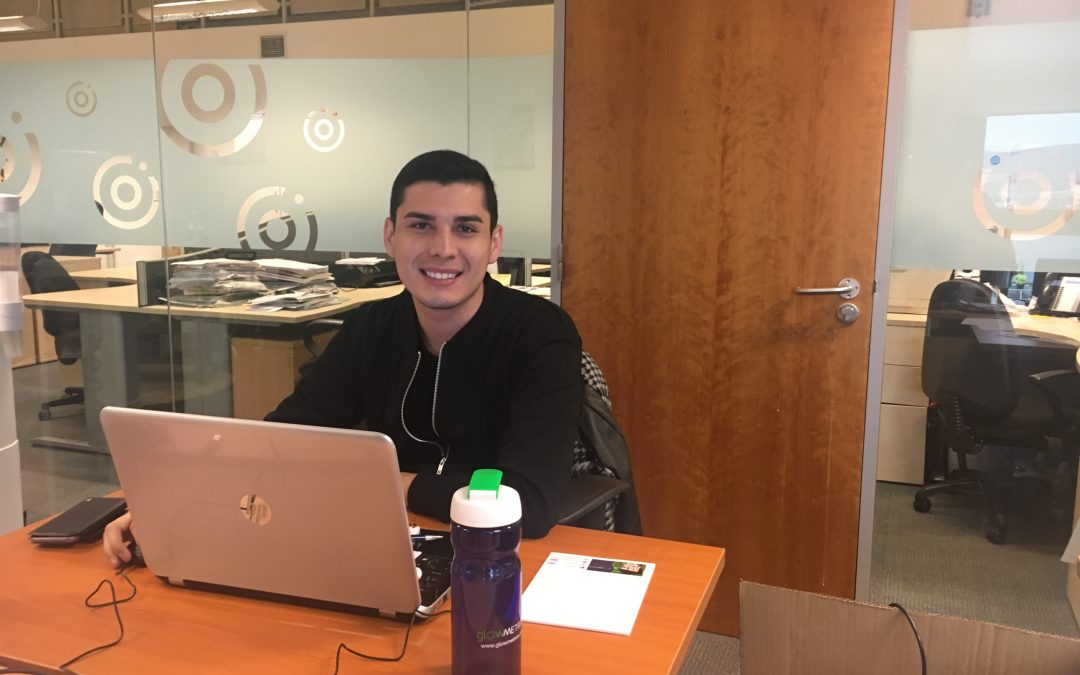 Meet Cristian!