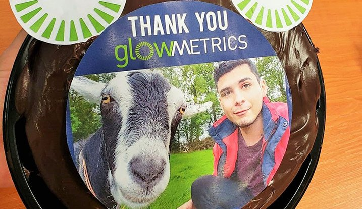 Cristian's Year in GlowMetrics