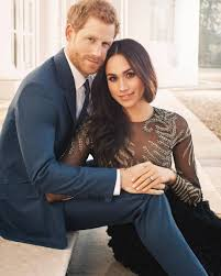 Megan Markle Engagement Photo