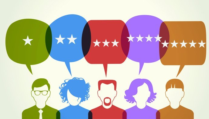 How Do Online Reviews Impact Search Ranking?